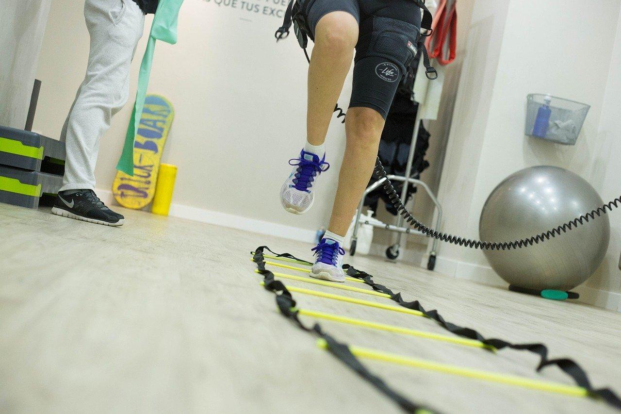 Agility Ladder Drills For Hockey