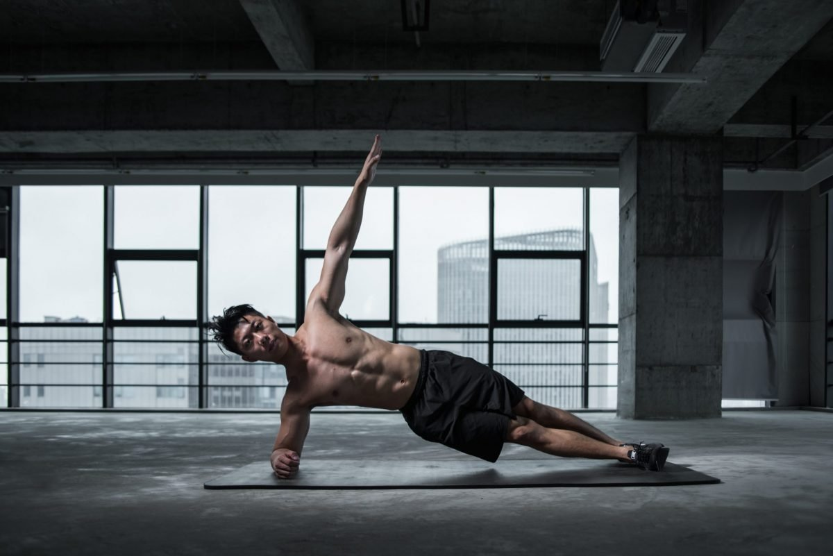 Core Exercises For Hockey